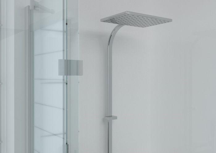 White Bathroom Ceiling Panels