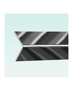 Aquaclad External Corner (20mm) - Silver