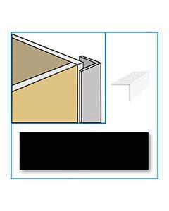 Aquaclad External Corner (25mm) - Black