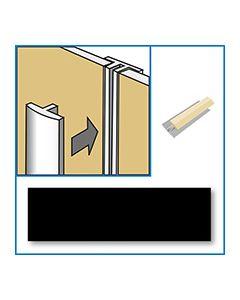 Aquabord Butt (H) Joint - Black