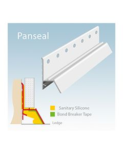 Watertight Trim - PanSeal