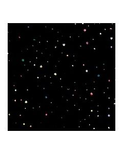 Aquaclad Black Rainbow Sparkle 2.6m (5-pack)