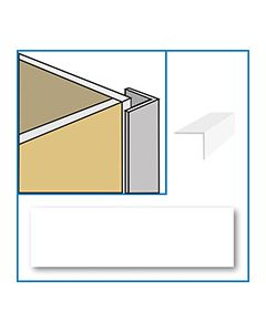 Aquabord External Corner (25mm) - Cream