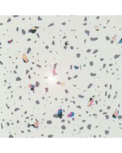 Aquabord PVC Tongue & Groove - White Sparkle